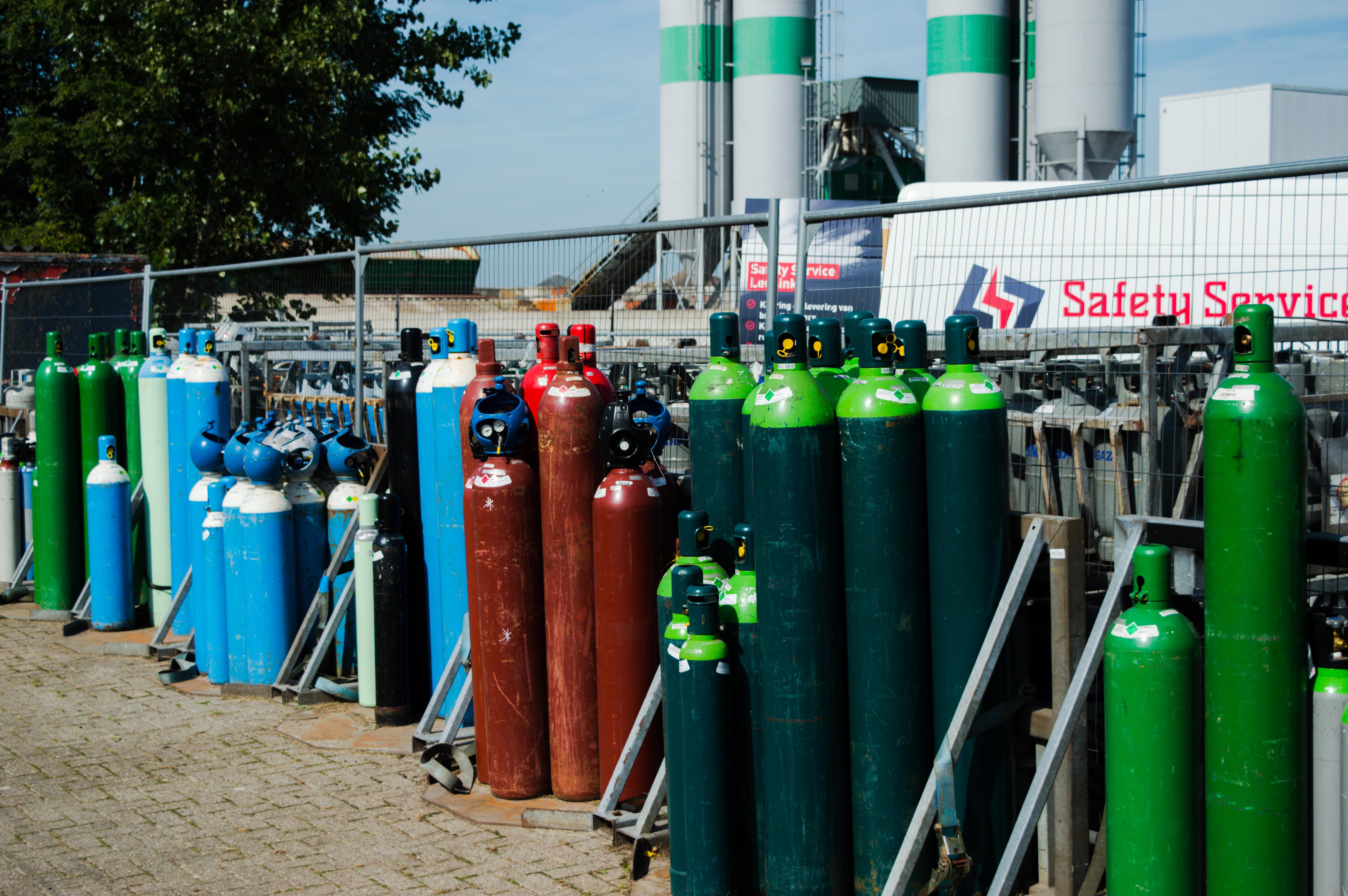 Industriegas kopen